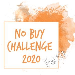 No buy challenge Fazit